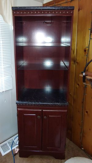 Display shelf cabinet for Sale in Silver Spring, MD