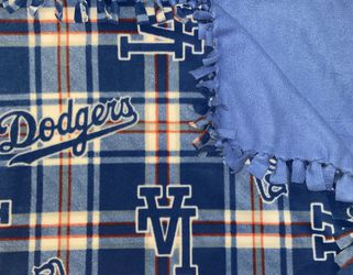 Los Angeles Dodgers Fleece Blanket for Sale in North Las Vegas,  NV