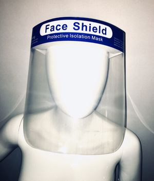 Isolation Face Shield for Sale in Herndon, VA