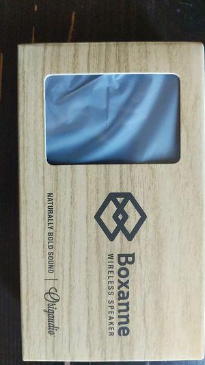 Boxanne Wireless Speaker Bluetooth for Sale in San Diego, CA