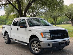 2013 FORD F150 XLT 4x4 for Sale in San Antonio, TX