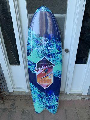 Surfboard - 5'8 Wavestorm Fish for Sale in Escondido, CA