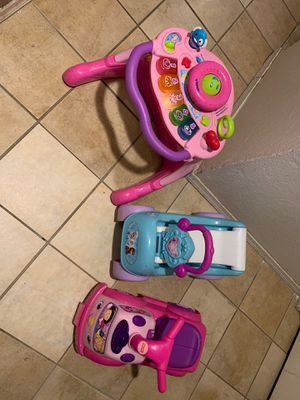 Baby Girl Car Toys for Sale in Dallas, TX