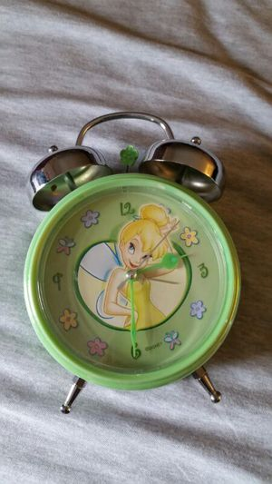 Tinkerbell Alarm Clock for Sale in Woburn, MA