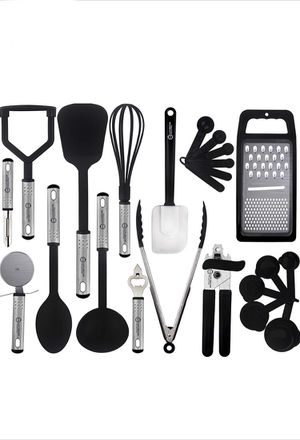 Kitchen Utensils Set 23 Pieces for Sale in Los Angeles, CA