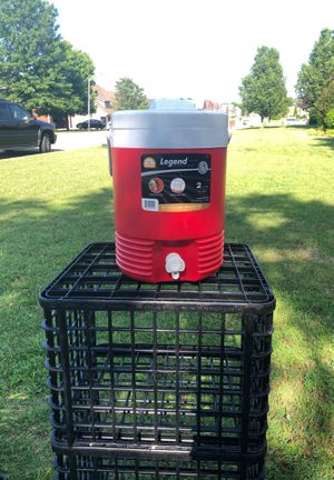 Igloo Beverage Cooler with handle and liquid dispenser for Sale in Murfreesboro, TN
