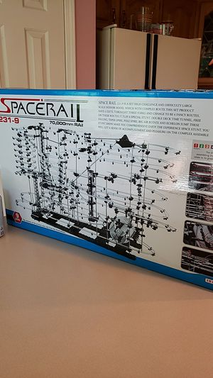 Space rail model new for Sale in Louisville, KY