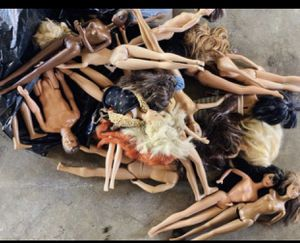 Bunch of old barbies and Kens for Sale in Los Angeles, CA