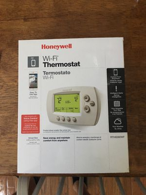 Honeywell WiFi thermostat for Sale in Edgewater, MD