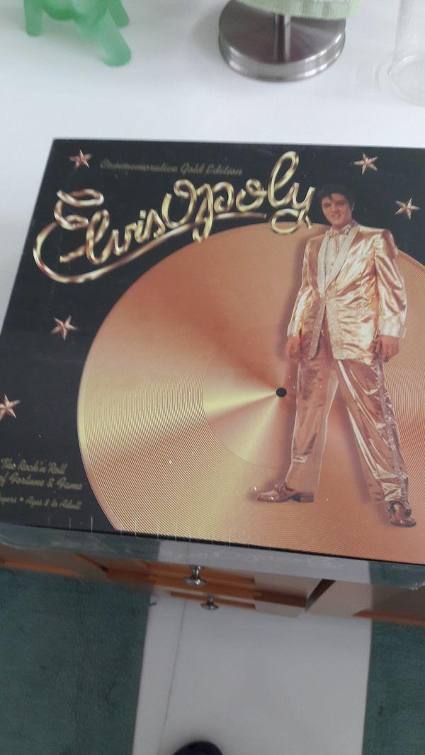 Elvis game