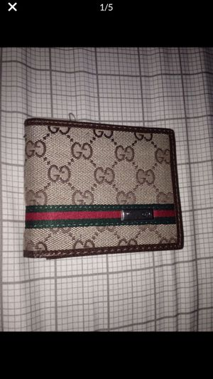 100% Real Gucci Wallet for Sale in McKeesport, PA