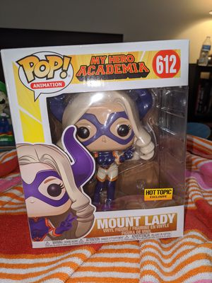 Mount lady 6inch Funko pop for Sale in Kennesaw, GA