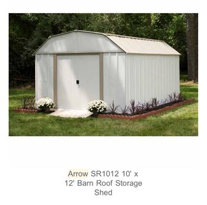 Storage Shed for Sale in Palmdale, CA