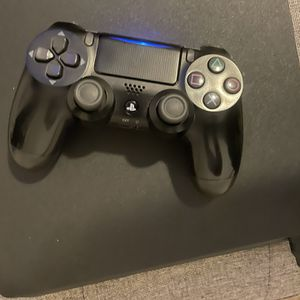 Ps4 With Games for Sale in Grayslake, IL