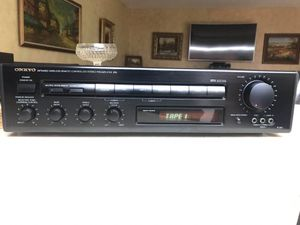 ONKYO P-301 PREAMPLIFIER for Sale in Houston, TX