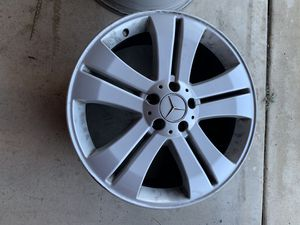 Mercedes wheels 19X8.5 set of 4 for Sale in Santee, CA