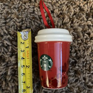 Starbucks Collectible Ornament for Sale in Graham, WA