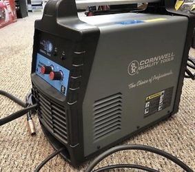 New, Cornwell Tools MMWM142I - 120V MIG & flux welder (retail $700) for Sale in West Valley City,  UT