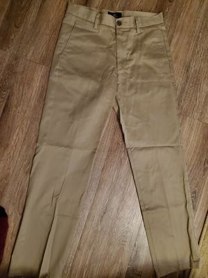 29x30 Men's Khaki Pleated Dress Pants Dockers for Sale in Pittsburgh, PA
