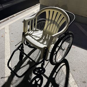 Smoothest Wheelchair I've Ever Used for Sale in Los Angeles, CA