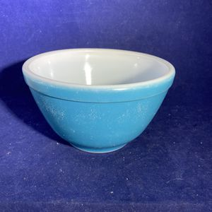 Vintage Pyrex Small Blue Bowl Dish for Sale in Trenton, NJ