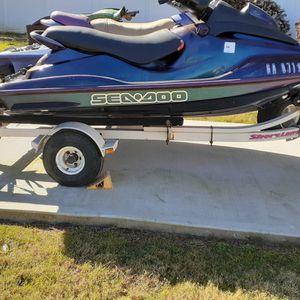 Jet Ski & Trailer for Sale in McDonough, GA