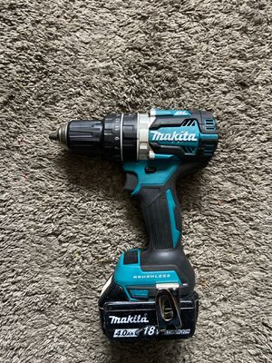 Makita 18v drill lithium ion battery for Sale in South Gate, CA