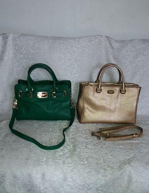 Bolsas MK originales medianas $120, por las dos. for Sale in Riverside, CA