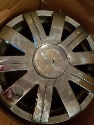 """17"""" Chrome rims for Sale in NJ, US"""