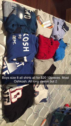 Size 8 boys lot for Sale in Leeds, AL