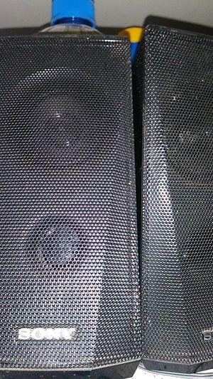 Misc Speakers for Sale in Roseville, CA