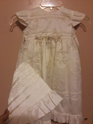 Baptism dress for Sale in Pomona, CA