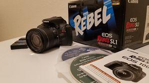 Canon EOS Rebel SL1 DSLR Camera with 18-55mm for Sale in Miami, FL