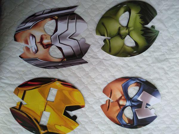 Avengers Face mask for kids