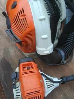2 STIHL YARD TOOLS BR600 FS91 for Sale in Greenville,  SC