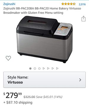 Bread maker for Sale in Wilton Manors, FL