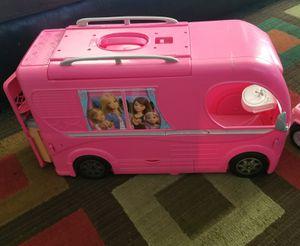 Barbie pop up camper for Sale in West Palm Beach, FL