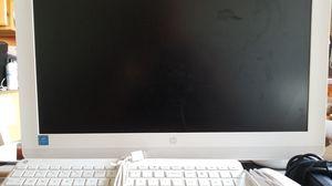 """HP desktop computer 27"""" for Sale in Bakersfield, CA"""