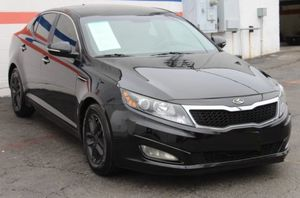 2012 Kia Optima LX PAGO INICIAL for Sale in Dallas, TX