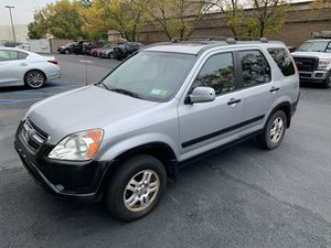 2002 Honda CRV All Wheel Drive $2100 for Sale in Newark, NJ