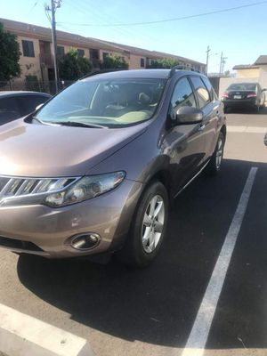 2009 Nissan murano. for sale. The car runs and drive with no mechanical issues. for Sale in Glendale, AZ
