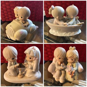 Precious Moments Figurines - huge Lot - authentic collectibles for Sale in Fairfield, CA