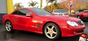 2006 MERCEDES-BENZ SL-Class for Sale in Moreno Valley, CA