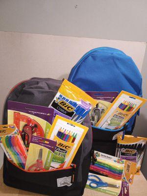 Loaded Backpack for Sale in Greenbelt, MD
