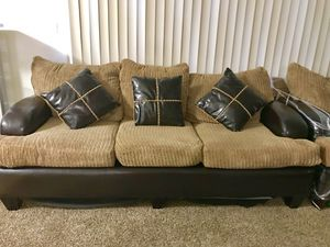 Couch n Loveseat for Sale for Sale in Anchorage, AK