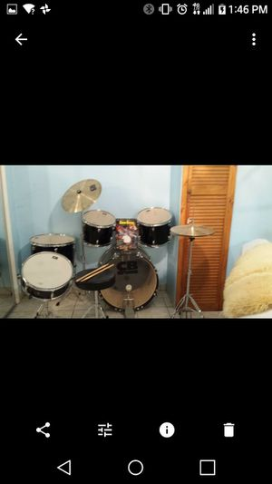 C B -- Drums In good condition (like new) for Sale for sale  Jersey City, NJ