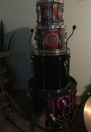 Pearl Drum Set for Sale in Orcutt, CA