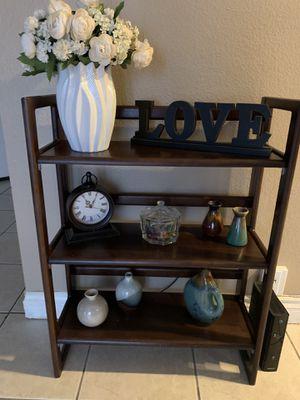 Wooden bookshelve for Sale in Corona, CA