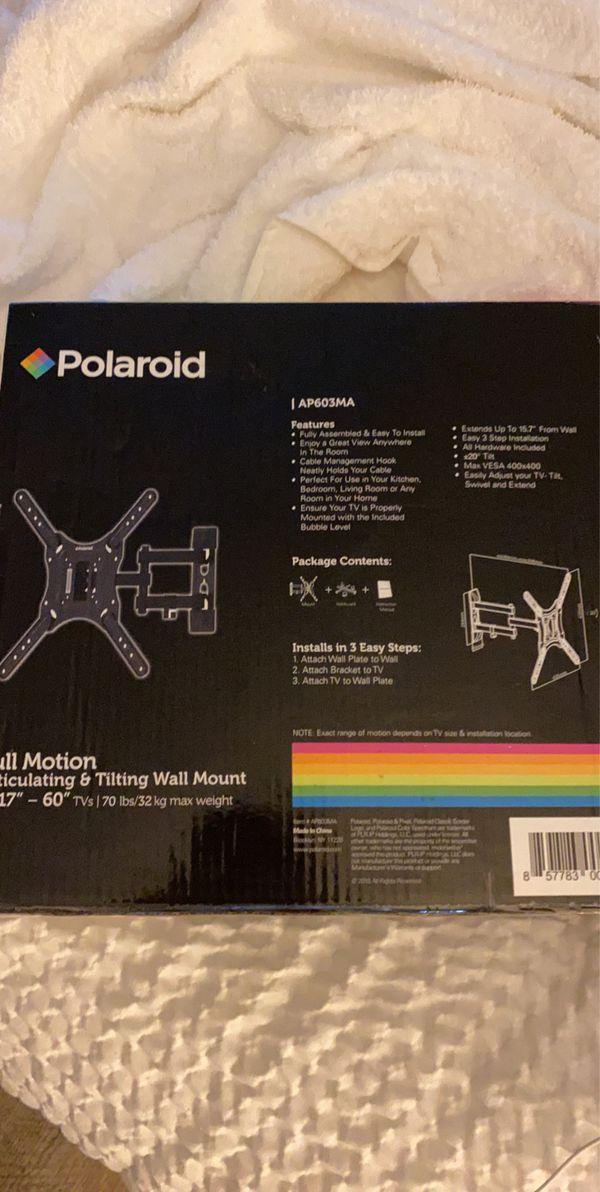 Full Motion NEW TV Mount