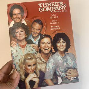📀📺 Three's Company Season 3 for Sale in Fresno, CA